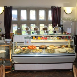 tearoom at damhouse